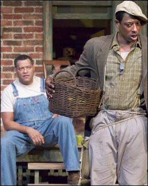 character analysis on rose in fences How can the answer be improved.